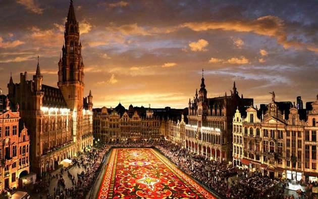 سفر به بلژیک