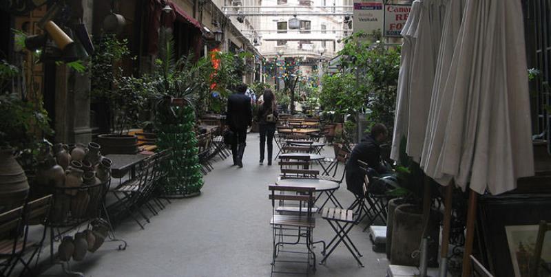 کافه های استانبول