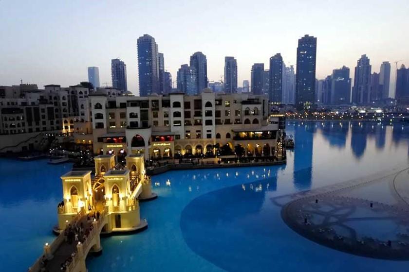 سفر به دبی در 3 روز