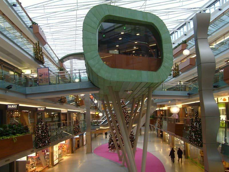 مراکز خرید آمستردام