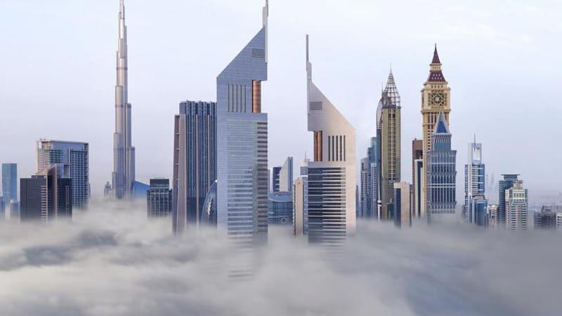آشنایی با هتل های لوکس دبی