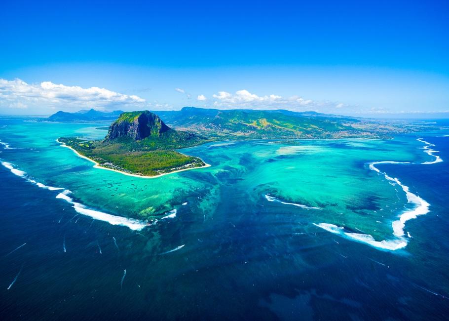 جزیره موریس کجاست؟