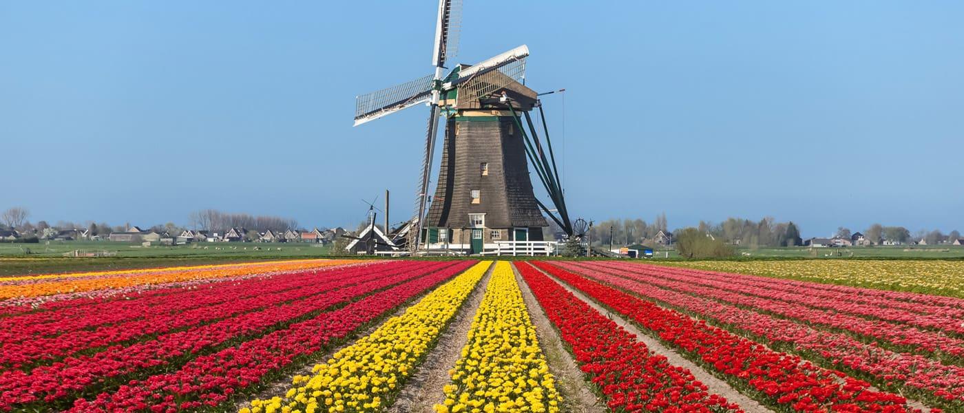 سفر به هلند و راهنمای جاذبه های دیدنی آن