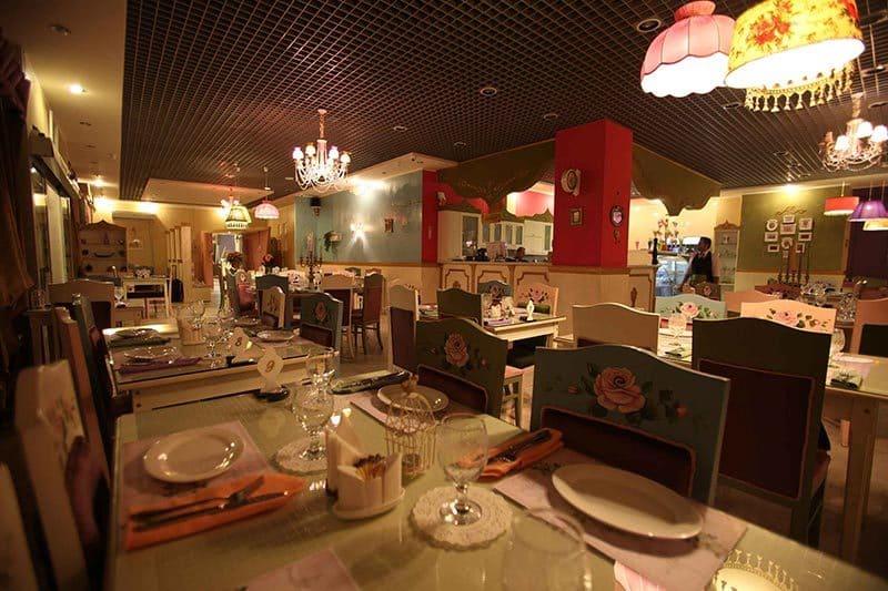 شناخت رستوران های کیش