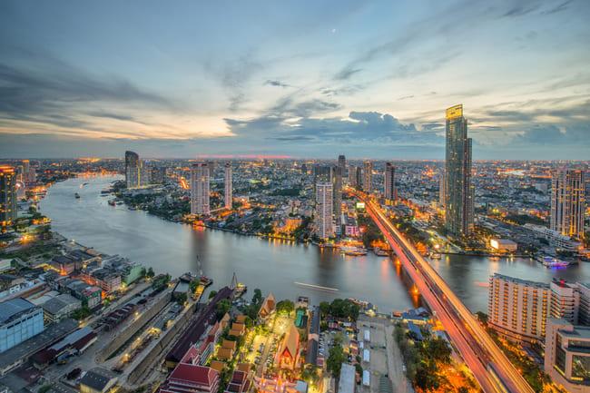 راهنمای سفر به بانکوک تایلند