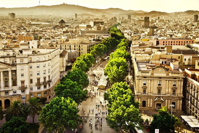 دانستنی های جالب درباره بارسلونا