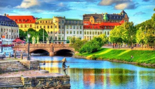 سفر به گوتنبرگ ، سوئد و راهنمای جاذبه های آن