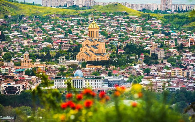دیدنی های جادهای گرجستان