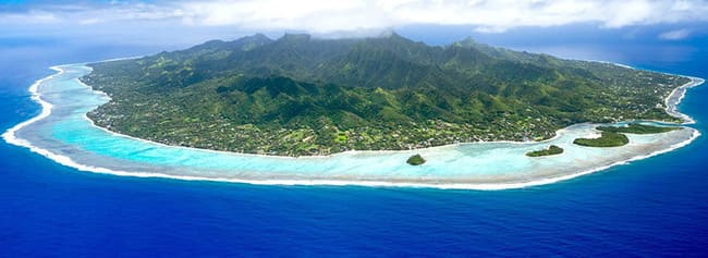 جزایر دیدنی کوک