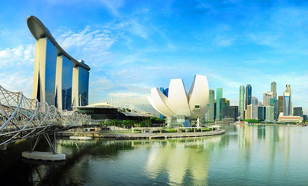 سفر به سنگاپور و راهنمای جاذبه های آن