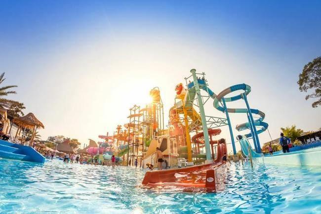 بهترین پارک های آبی