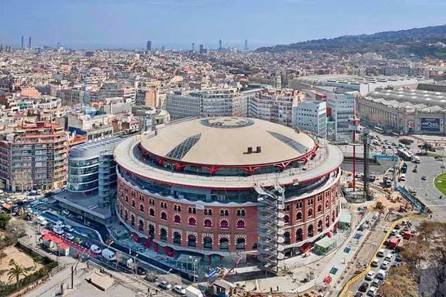 مراکز خرید بارسلونا