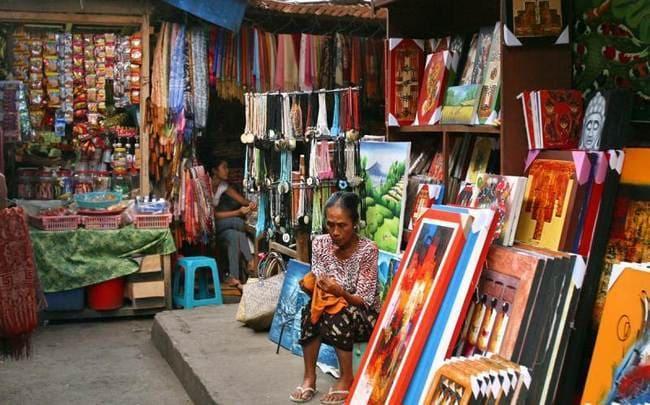 خرید در بالی