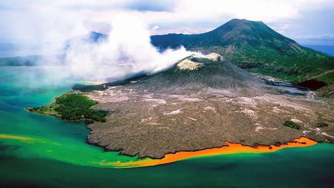 جاهای دیدنیپاپوآ گینه نو