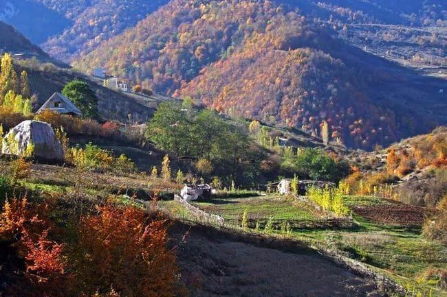 سفر به گلستان و شهر زیبای گرگان