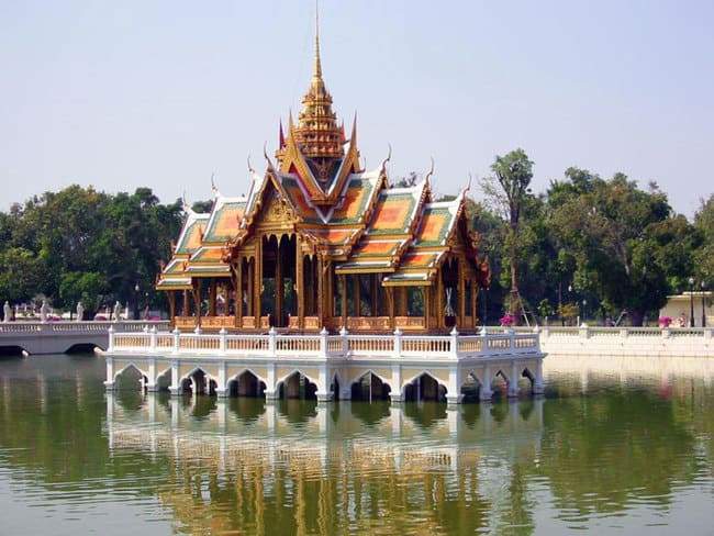 سفر به بانکوک، تایلند و راهنمای جاذبه های آن