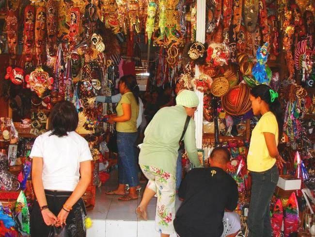 خرید در بالی , بالی