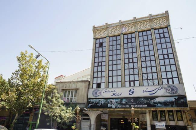 هتل های ارزان اصفهان