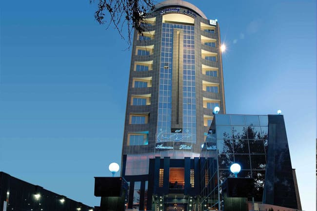 لوکس ترین هتل های اصفهان