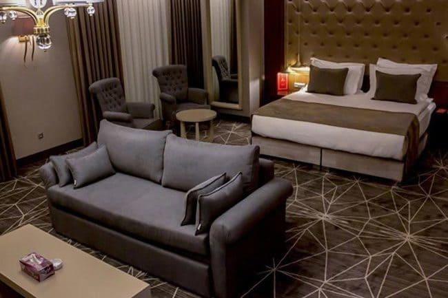 هتل های شیک و لوکس تبریز را بشناسید