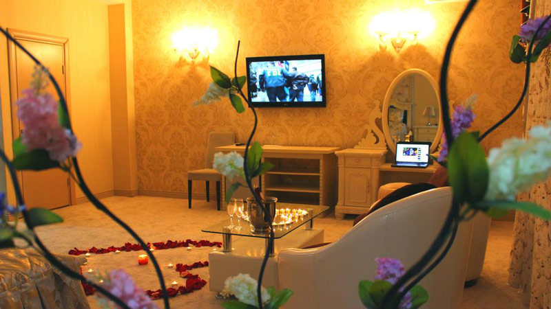 هتل های ارزانباکو