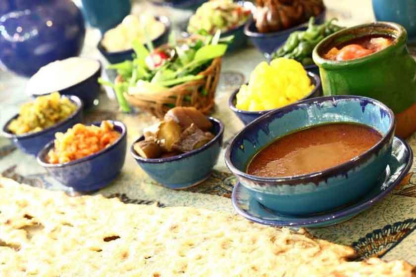 غذاهای محلی کاشان