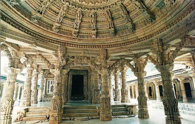7 معبد حیرت انگیز