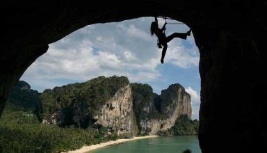 Railay 384x220 - معرفی 10 جاذبه برتر گردشگری تایلند