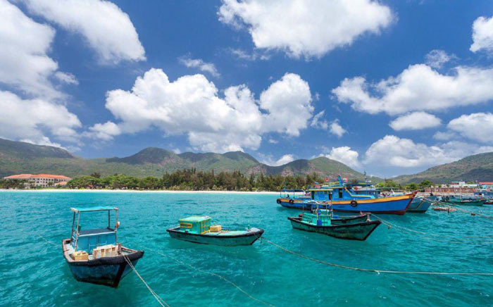 آبی ترین سواحل دنیا