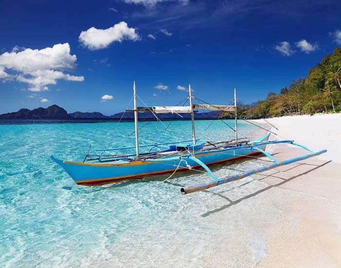 معرفی آبی ترین سواحل دنیا
