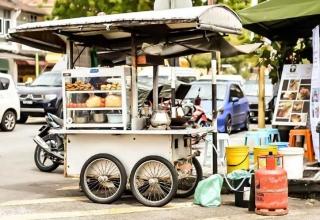 ghaza0 4 320x220 - خوشمزه ترین غذاهای خیابانی در مالزی کدامند ؟