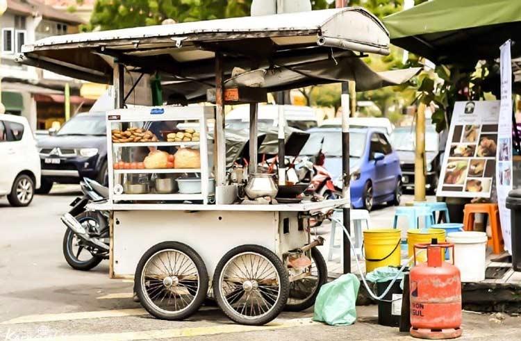 ghaza0 4 750x491 - خوشمزه ترین غذاهای خیابانی در مالزی کدامند ؟