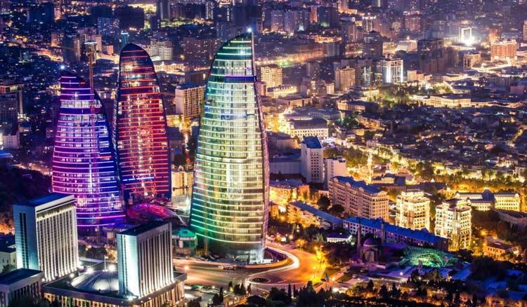 shole12 - نگاهی به برج های شعله باکو