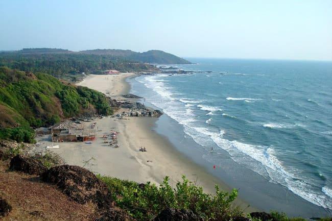اقامتگاه های ساحلی گوا