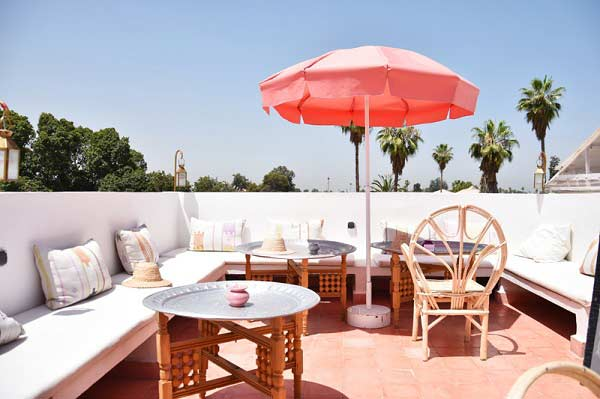 کافه و رستورانهای جذاب در مراکش