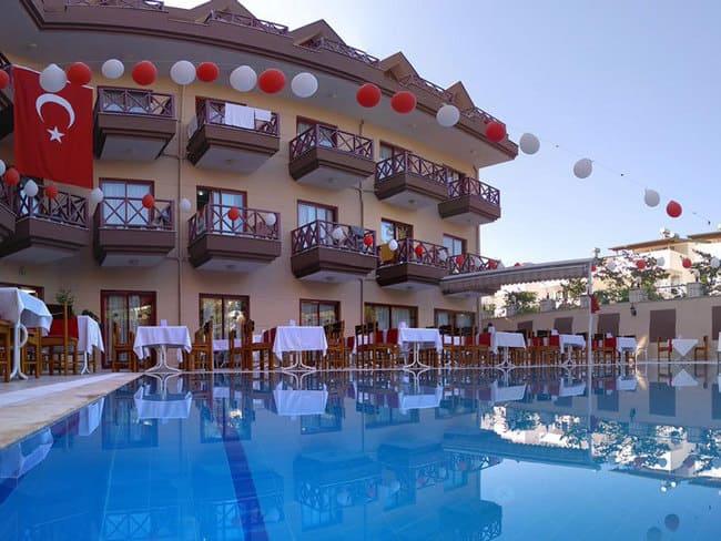 هتل های ارزان آنتالیا