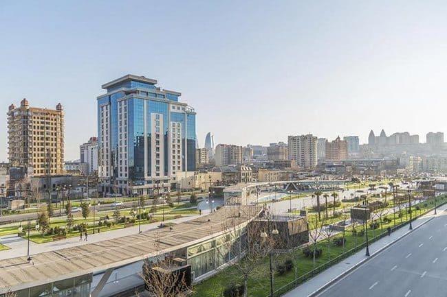 هتل های شیک باکو