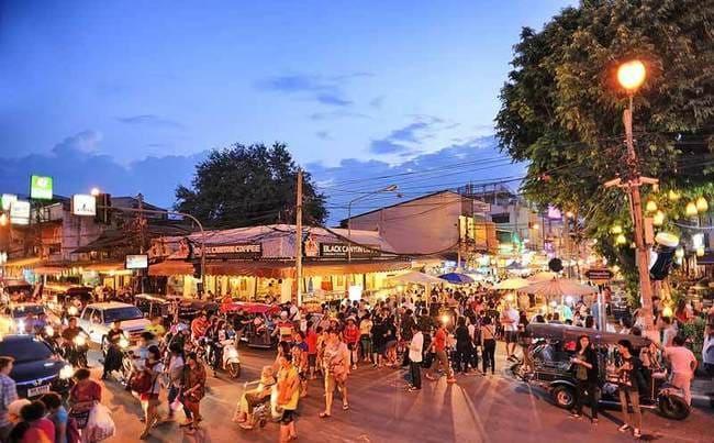 مکان های دیدنی چیانگ مای