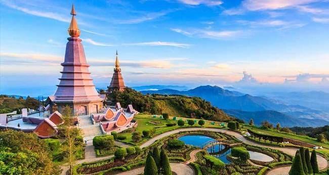 جاهای دیدنی چیانگ مای تایلند