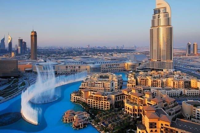 مکان های دیدنی دبی در ایران
