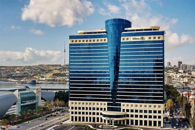معرفی هتل های شیک باکو - بخش دوم