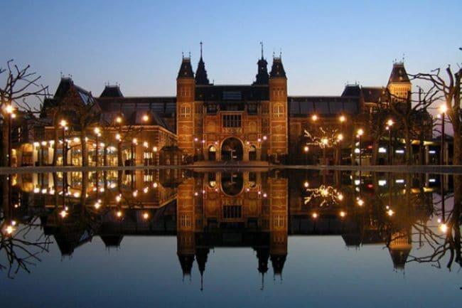 مکان های دیدنی آمستردام