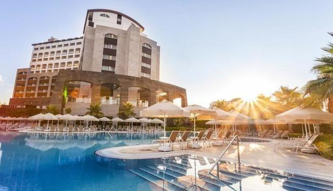 معرفی هتل های لوکس آنتالیا
