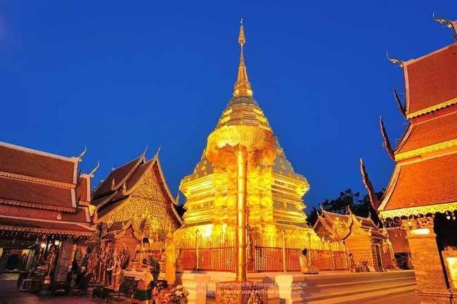 معرفی مکان های دیدنی چیانگ مای - بخش اول