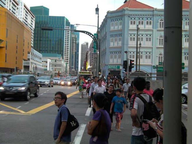 هتل های لوکس ارزان سنگاپور