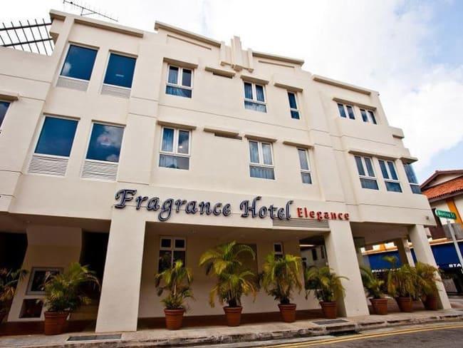 معرفی هتل های لوکس ارزان سنگاپور