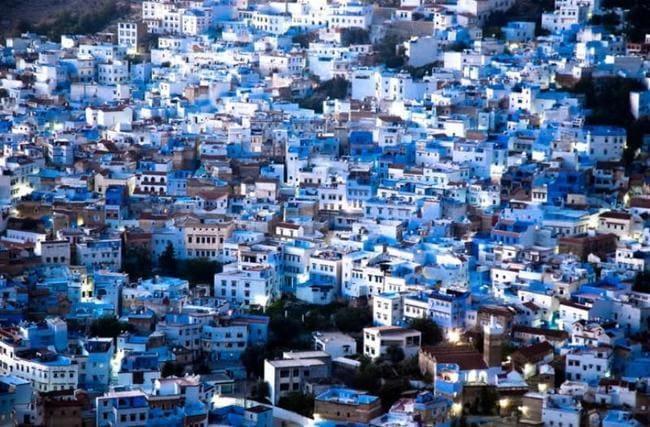مکان های دیدنی کشورهای مسلمان