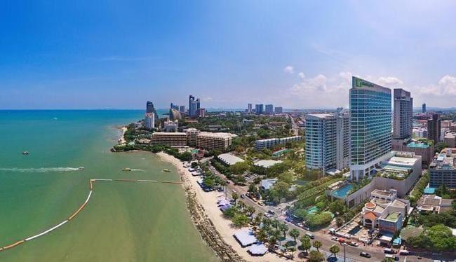 هتل های لوکس پاتایا تایلند