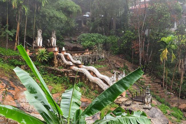 3 معبد زیبا و اسرارآمیز تایلند