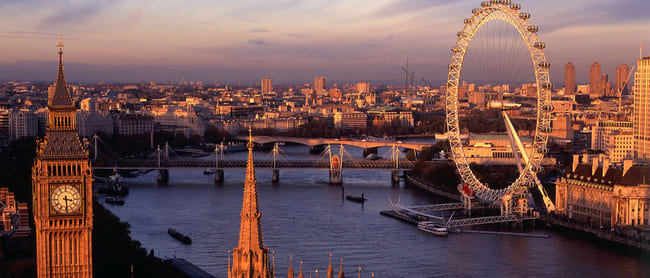 سفر به لندن